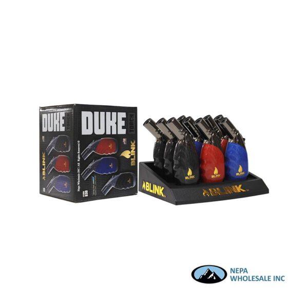 Blink Duke Torch Lighter 9CT