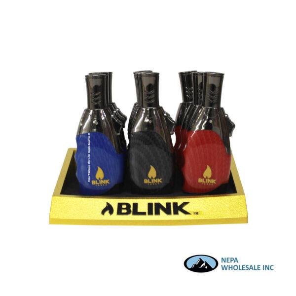 Blink Glide Torch Lighter 9CT