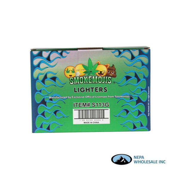 Eagle (S113G) 20 CT Torch Lighter Smokemojis