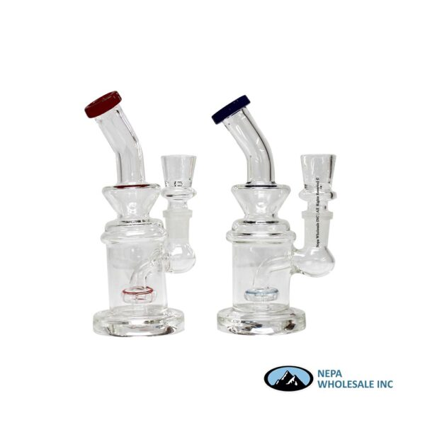 WATER PIPE 6 INCH COLOR RINGS