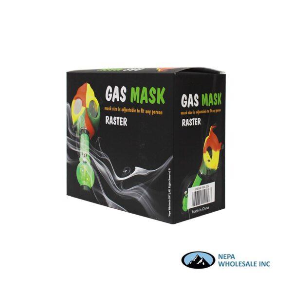 Pipe Mask Rasta 1Ct