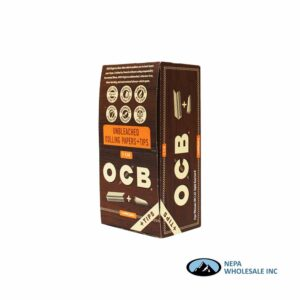 OCB Virgin 1 1/4 + Tips 24 Booklets