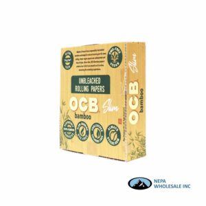 OCB Bamboo Slim 24 Packs