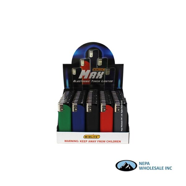 Win Lite (80-06T) 50Ct Torch Lighter