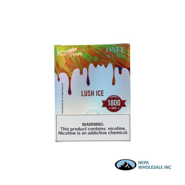 Kang Vape 5% Lush Ice 1x10PK Disposable