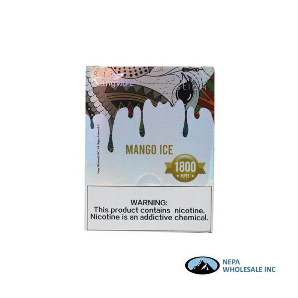 Kang Vape 5% Mango Ice 1x10PK Disposable
