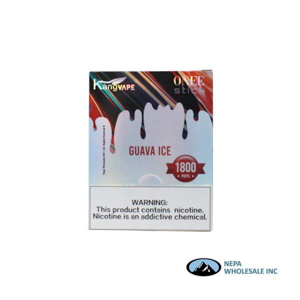 Kang Vape 5% Guava Ice 1x10PK Disposable