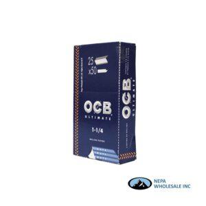 OCB Ultimate 1 1/4 25 Packs