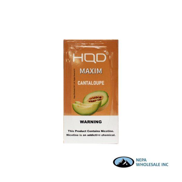 HQD Maxim Disposable 5% Cantaloupe 1x20PK