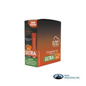 Fume Ultra 5% Tangerine Ice 10Pk Disposable