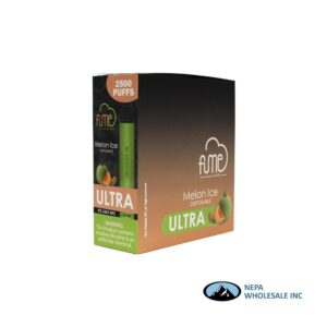 Fume Ultra 5% Melon Ice 10Pk Disposable
