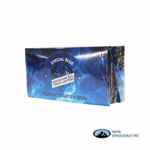 Special Blue 20Ct Classic Lighter Skin Torch Lighter