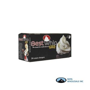 Best 24-8G Whip Plus Cream Chargers
