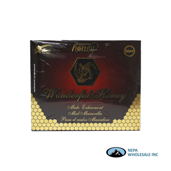 Honey for Men 15g-12 Sachets