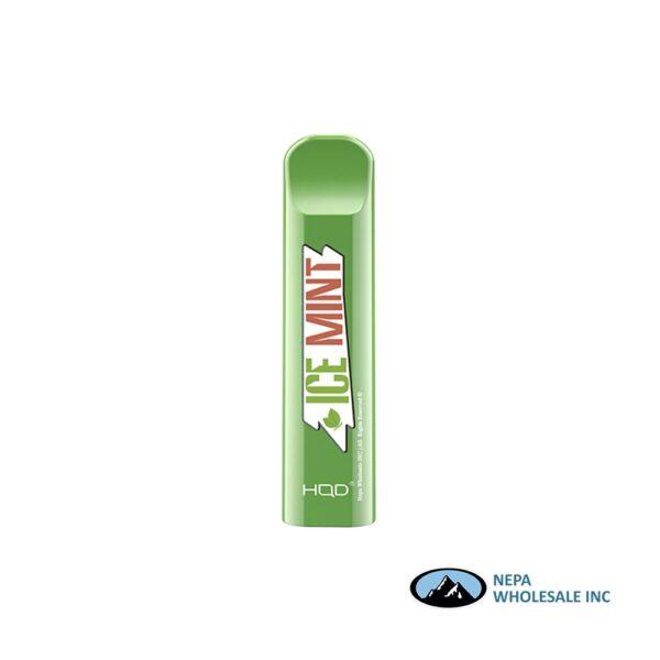 HQD Cuvie V1 Disposable 5% Ice Mint 3x10PK