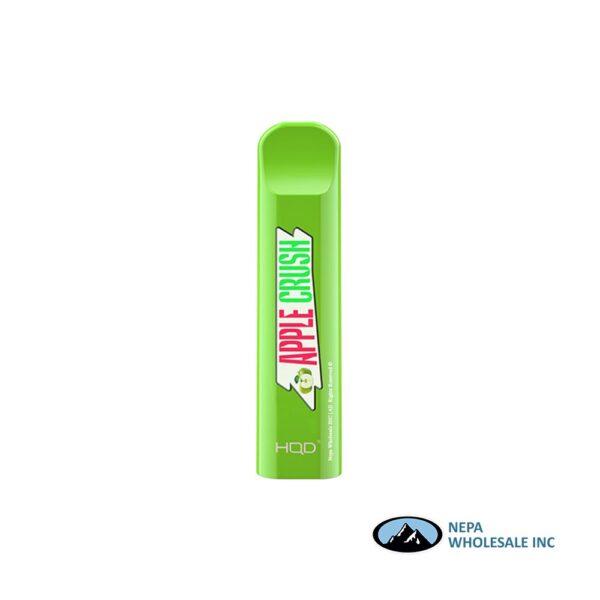 HQD Cuvie V1 Disposable 5% Apple Crush 3x10PK