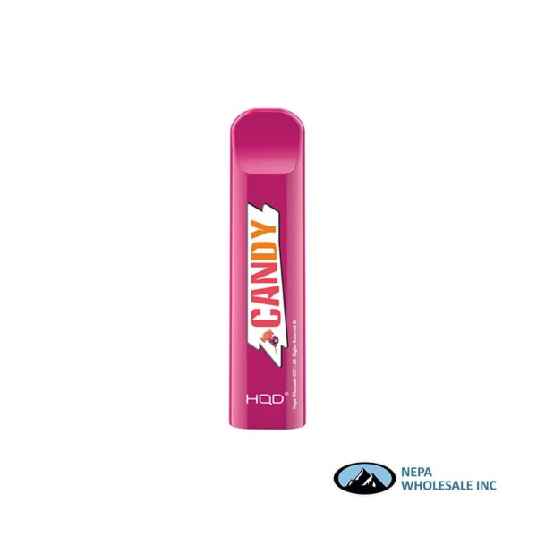 HQD Cuvie V1 Disposable 5% Candy 3x10PK