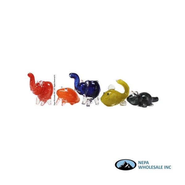 Pipe Assorted Animal Mini