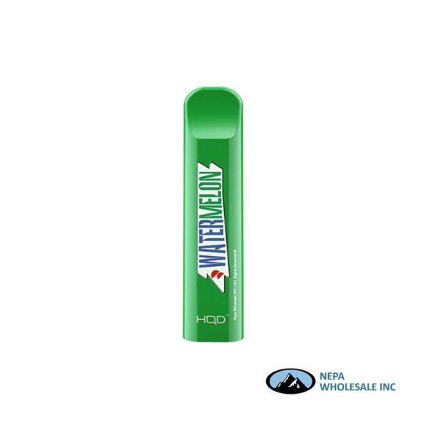 HQD Cuvie V1 Disposable 5% Watermelon 3x10PK