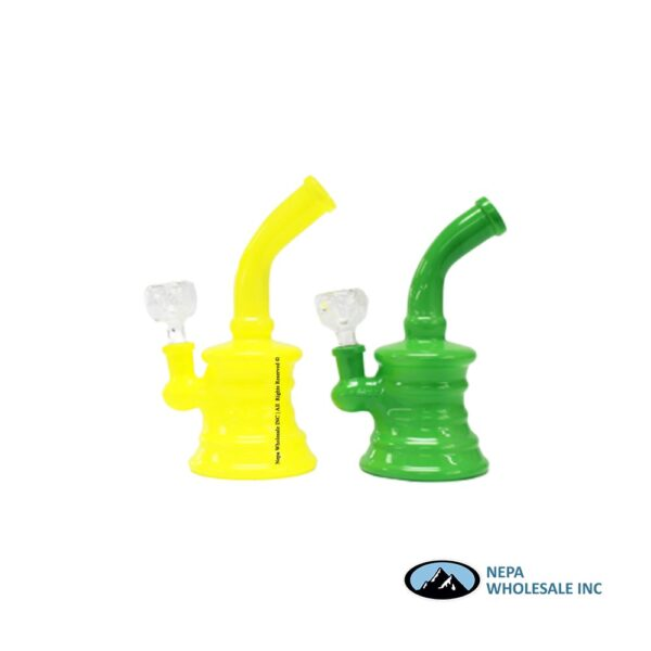 Water Pipe 6.5 Inch Single Tone 1CT