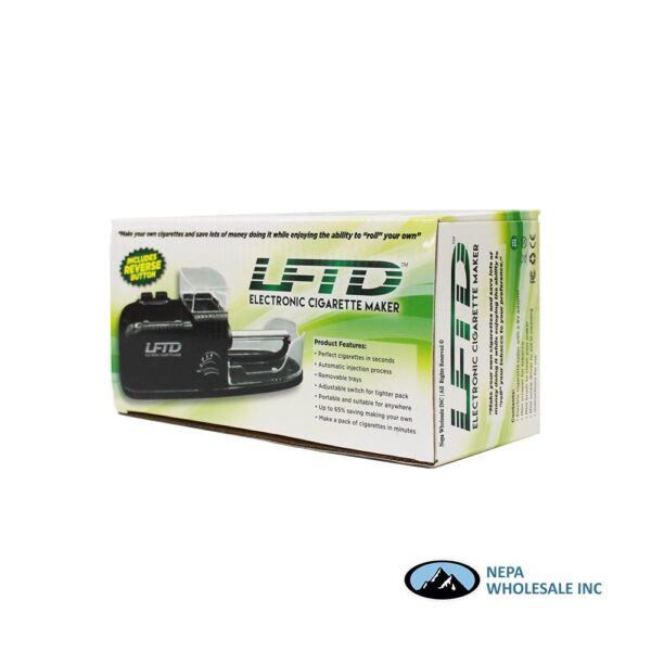 Lftd Electronic Cigarette Maker 1Ct With Reverse Button