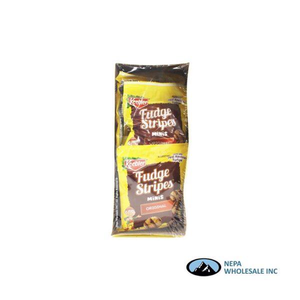 Keebler Fudge Stripes Minis Original 8-2OZ