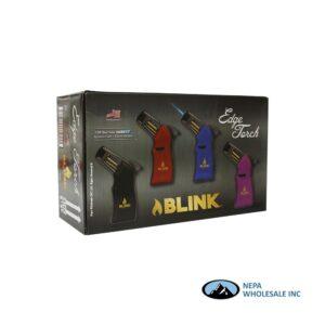 Blink Edge Torch Lighter 12Ct