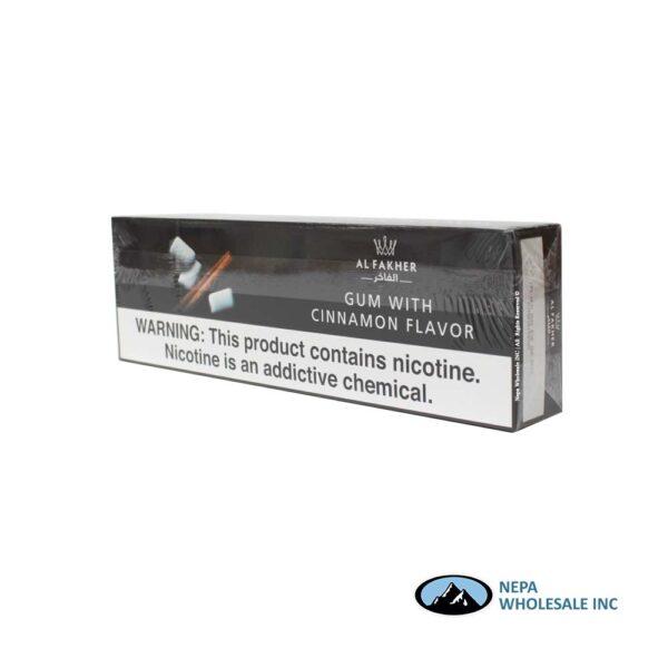 AL Fakher 10-50GM Gum With Cinnamon Flavor