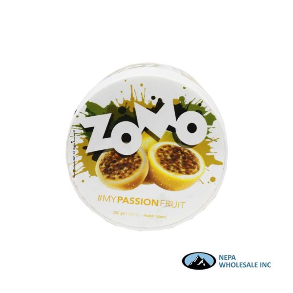 Zomo 250gm Passion Fruit
