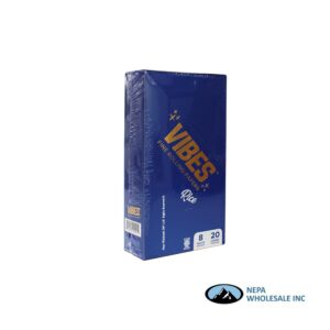 Vibes Rice King Size Cone 20 Cones Per Box
