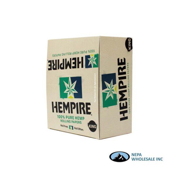 Hempire King Size Slim 50 Per Box