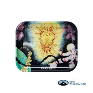OCB Metal Tray Large 1 CT Solaire