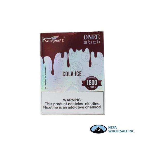 Kang Vape 5% Cola Ice 1x10PK Disposable