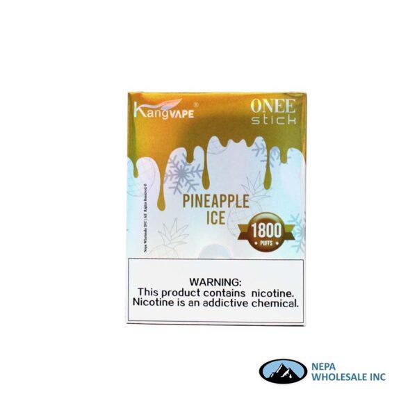 Kang Vape 5% Pineapple Ice 1x10PK Disposable