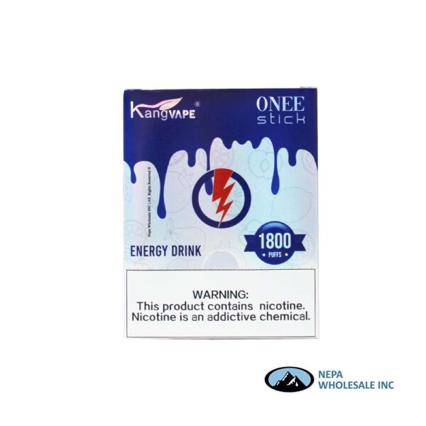 Kang Vape 5% Energy Drink 1x10PK Disposable