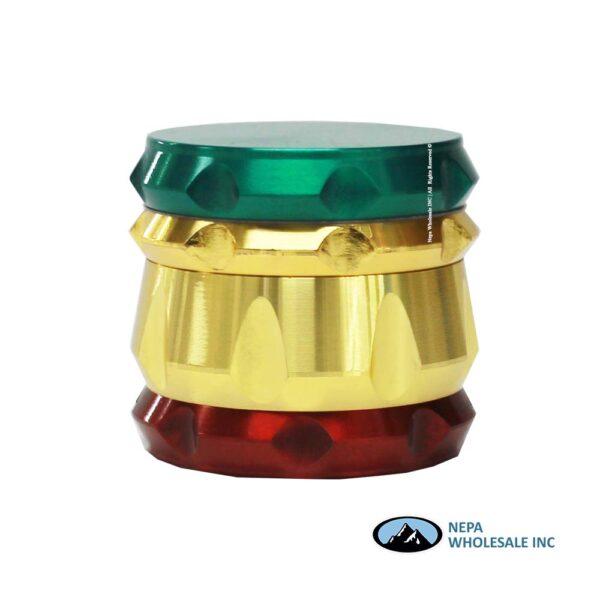Grinder (Gr161-Rt) 4 Parts Barrel 55mm