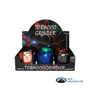Grinder (Gr177-63) 4 Parts Cigarette Holder 63mm