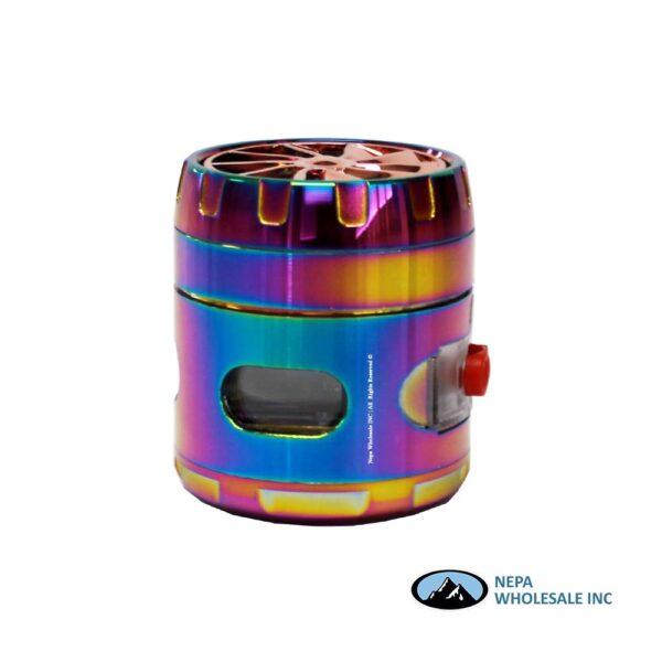 Grinder (Gr183-63Oprb) Stash Rainbow 63mm