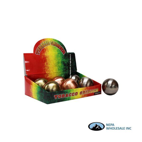 Grinder (Gr186) 3 Parts Ball 50mm
