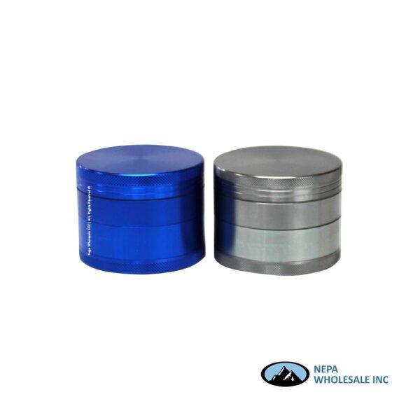 Grinder (Gr215-63C) 4 Parts Aluminum 63mm