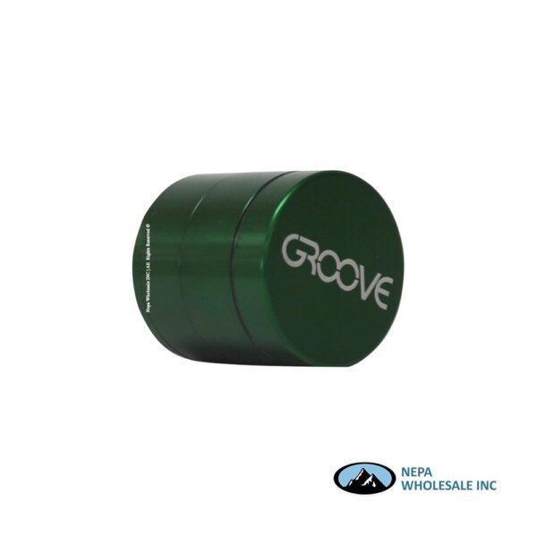 Groove Grinder Set 1Ct Green