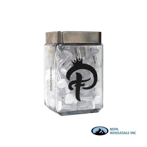 Raw Roor Tips Jars 75ct