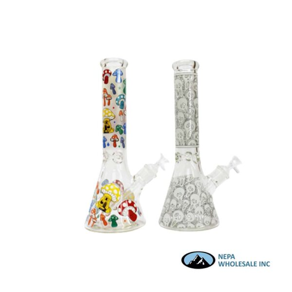 Pipe Water 14 Inch Mix Bikers 1CT