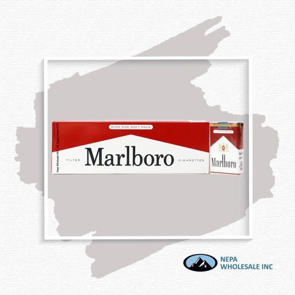 Marlboro King Full Flavor Soft Pack