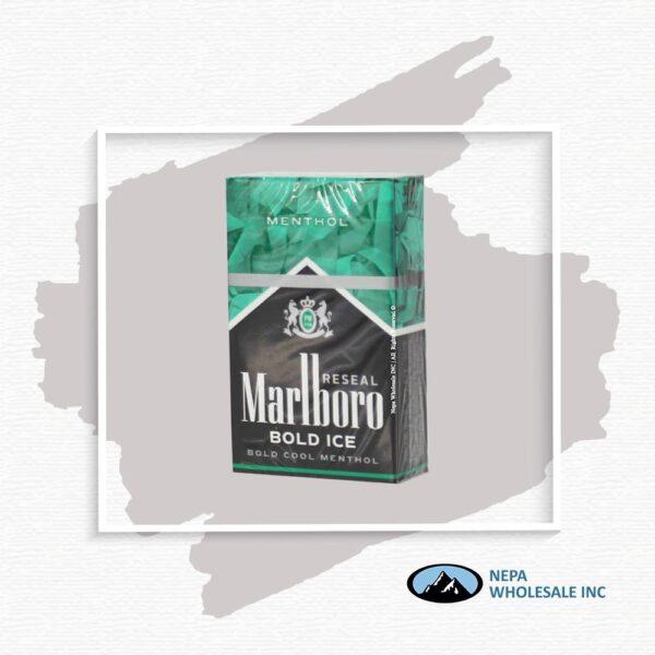 Marlboro King Bold Ice Menthol Box