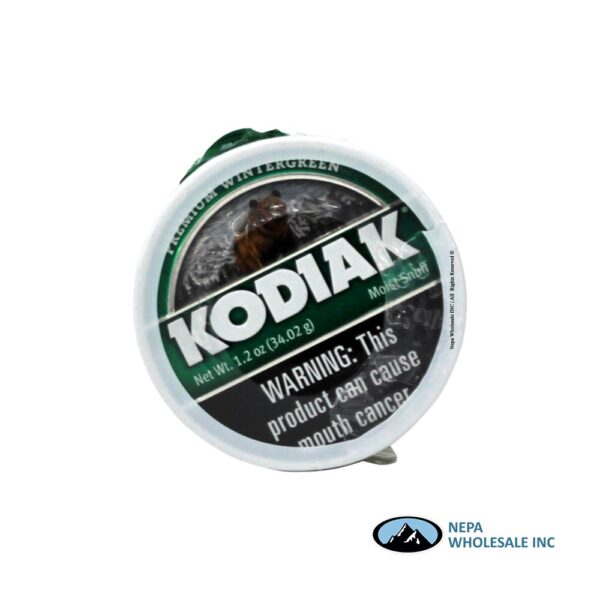 Kodiak 5-1.2oz Wintergreen