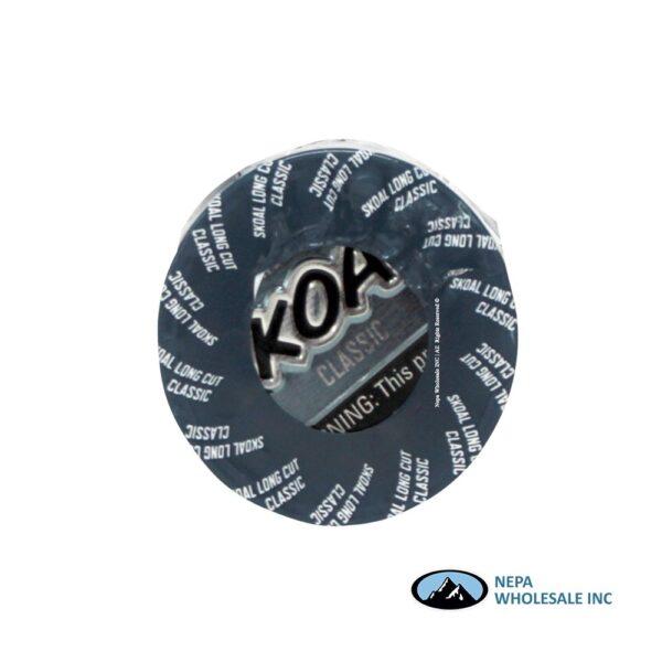 Skoal 5-1.2oz Long Cut Classic