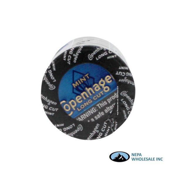 Copenhagen 5-1.2oz Long Cut Mint