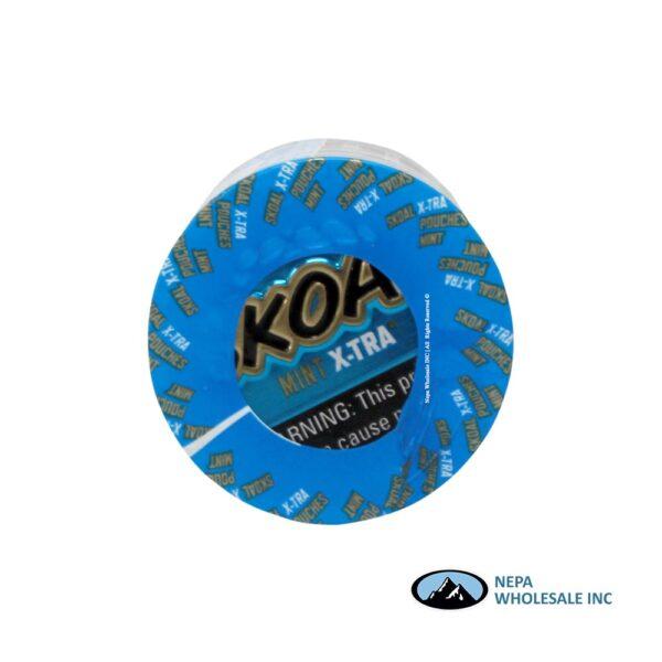 Skoal 5-0.82oz Xtra Mint Pouches