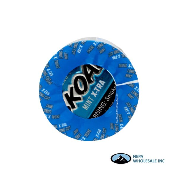 Skoal 5-1.2oz Xtra Long Cut Mint